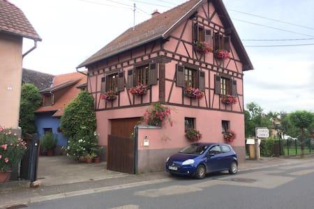Gite du Rittersberg - Scherwiller