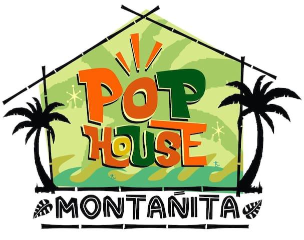 Hostal Pop House Montañita - Montañita  - Villa