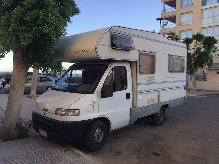 Camper In Rome