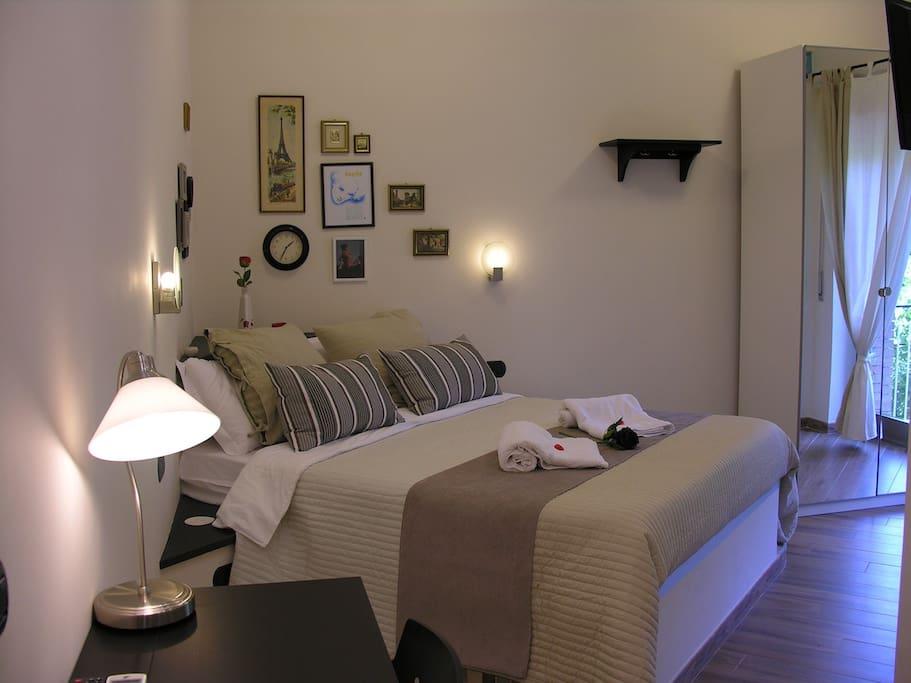Camera matrimoniale (2 posti letto)