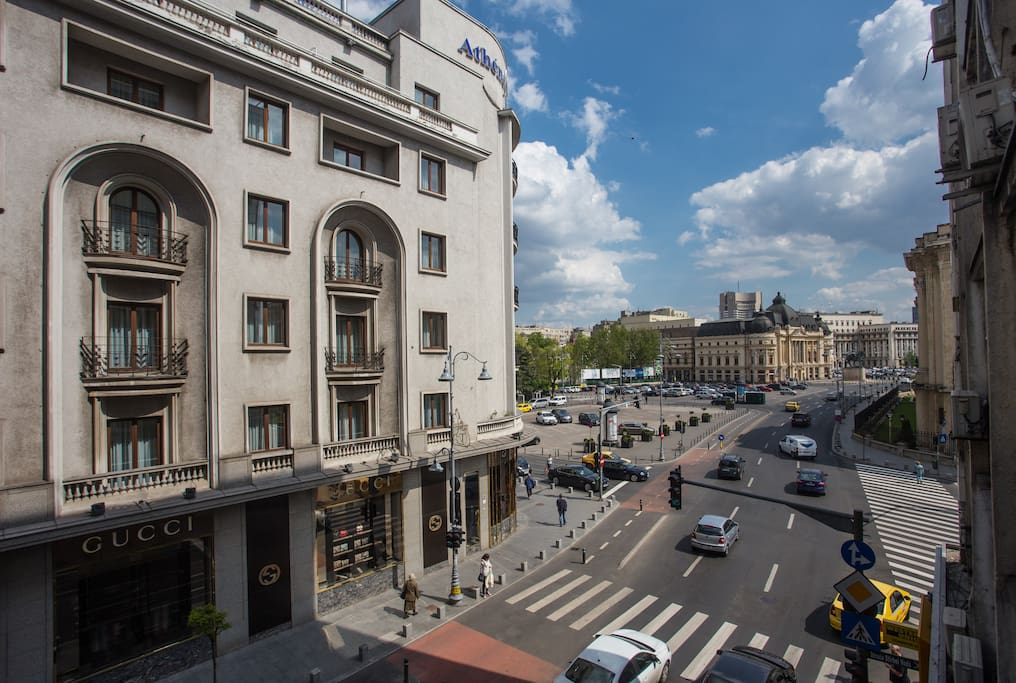 1. Airport transfer 2. Castles one day tour – Peles, Dracula and Rasnov fortress) 3. Half day tour of Bucharest 4. Full day tour of Bucharest 5. Bucharest Gastronomy tour  6. Carpathian Mountains villa accommodation