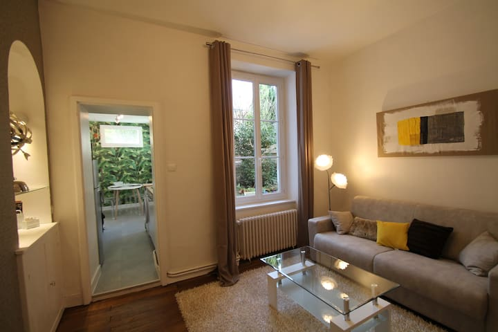 Appart'Rochechouart : 40 m² 1 chbre - Limoges - Apartment