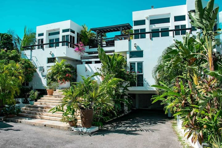 Luxury Villa on Jamaica's South Coast (Amedis)