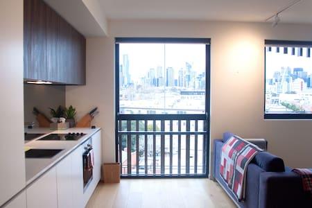 The City Escape - West Melbourne - Apartment