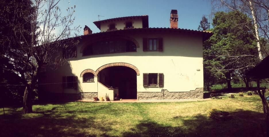 Villa vicino Firenze/Arezzo/Chianti - Figline Valdarno - Villa