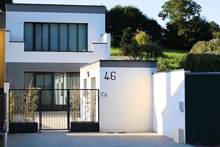 Maison Moderne à 2 pas du Chateau - Lécousse - Huis
