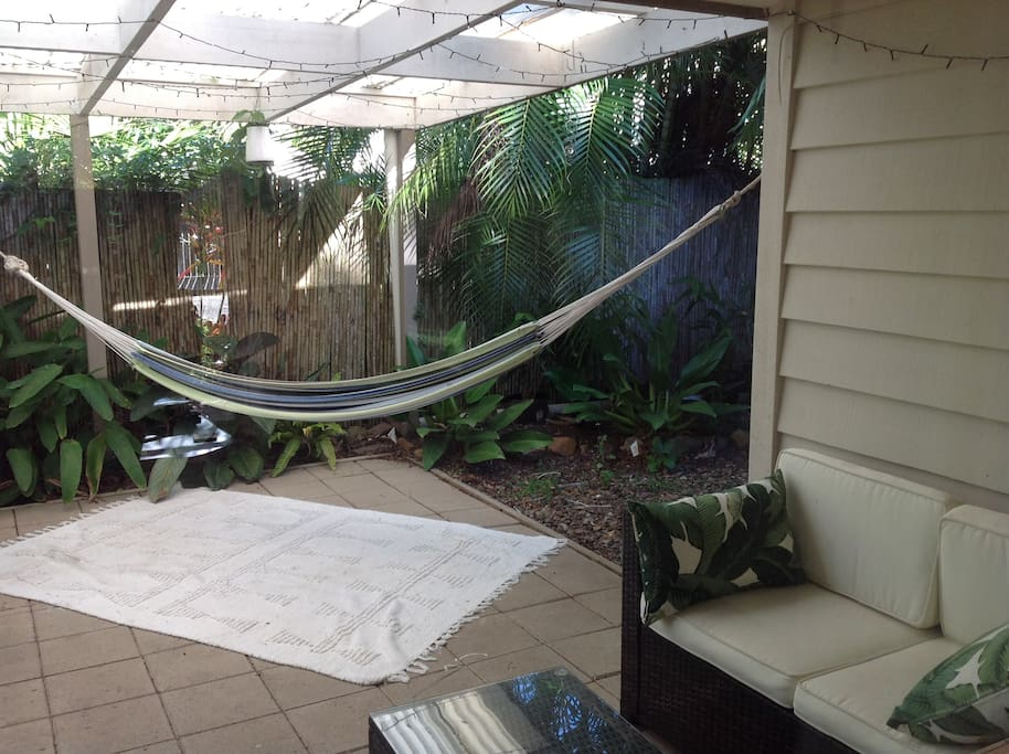 Every home should have a hammock