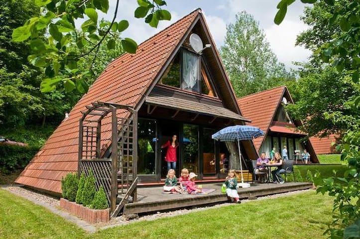 Ferienpark Ronshausen Haustyp Winnetou