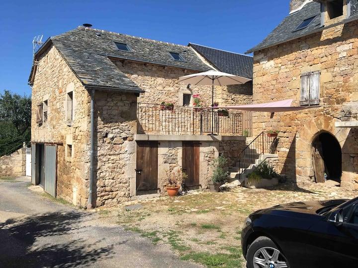 Gîte de charme à 15 min de Rodez - Aveyron