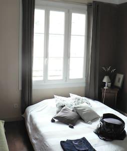 Chambre avenue de la Basilique - Lisieux