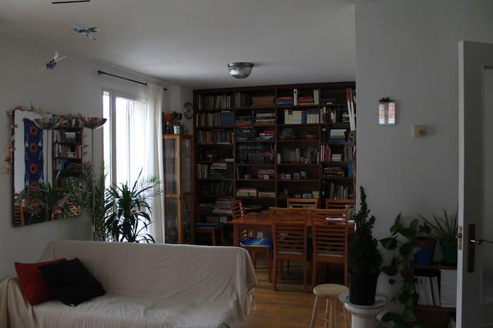 Room + attitude in Aranjuez. - Aranjuez - Penzion (B&B)