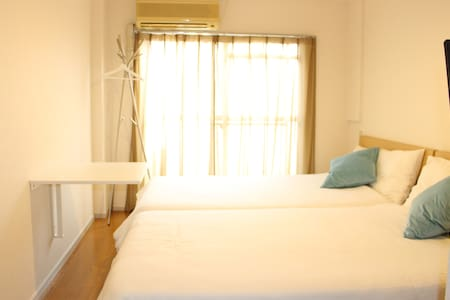 Stay天神南Ⅱ304★シャトル送迎無料!!Room Wifi OK - Chuo Ward, Fukuoka - Квартира