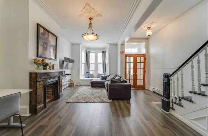 🏡Stunning 3bed /2bath Close to NYC 30 Minutes