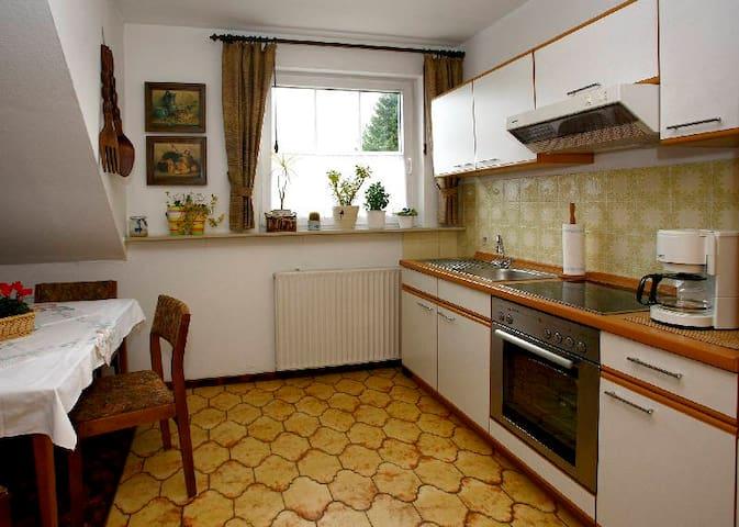 Ferienwohnung Schütte (Winterberg/Altastenberg) -, Wohnung B, 1 Schlafraum/1 Wohnraum