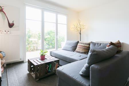 Appartement lumineux et chaleureux proche Paris - Villemoisson-sur-Orge