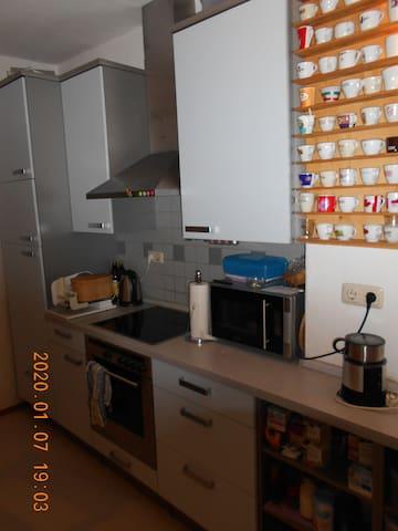 3-Zi Wohnung in Schwabing