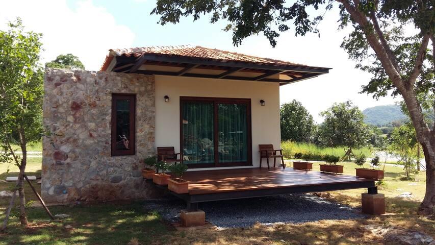 Mela garden - Terrazzo - Saraburi - Villa