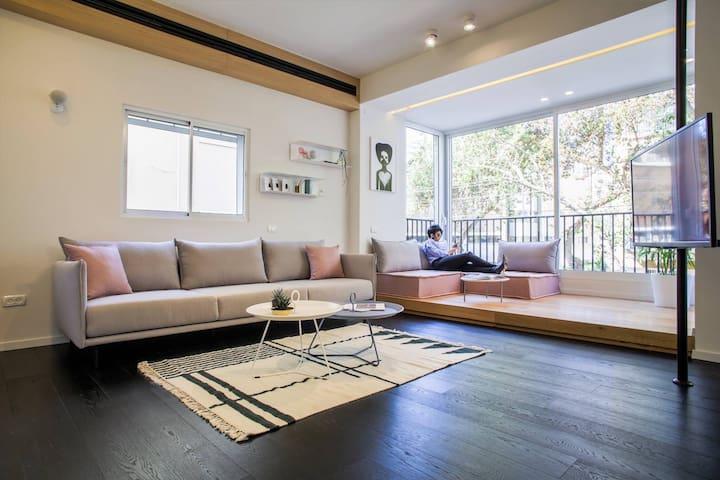 Luxury & modern apartment in TLV - Tel Aviv-Yafo - Lägenhet