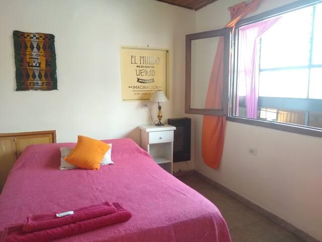 Habitación privada en Barrio de Palermo