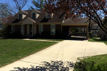 Spacious House near FDA, UM, USARC, I495 & I95, SS - Silver Spring - Rumah