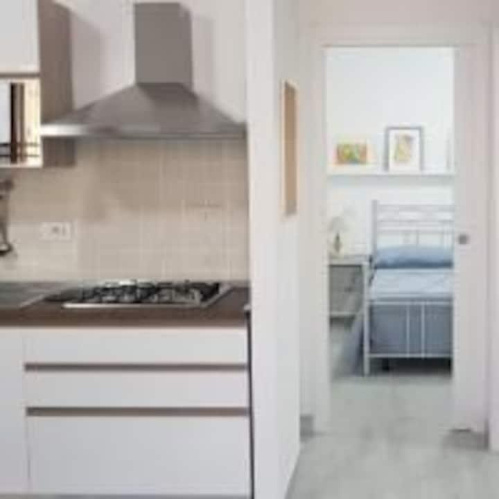 Ninetta's appartment - Bernalda (Matera) Pellico