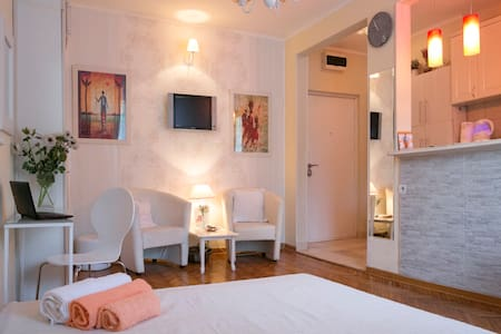 PROMO Lovely white, in the heart of the city - Beograd