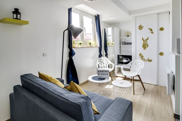Appartement near Train Station - BENV IMMOBILIER