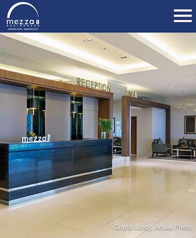 1-Bedroom Suite @ Mezza-II Condotel, Sta. Mesa MLA