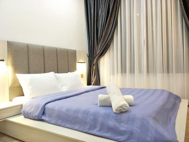 2bedroom/A/Jonker St/Encore Melaka/swimming pool