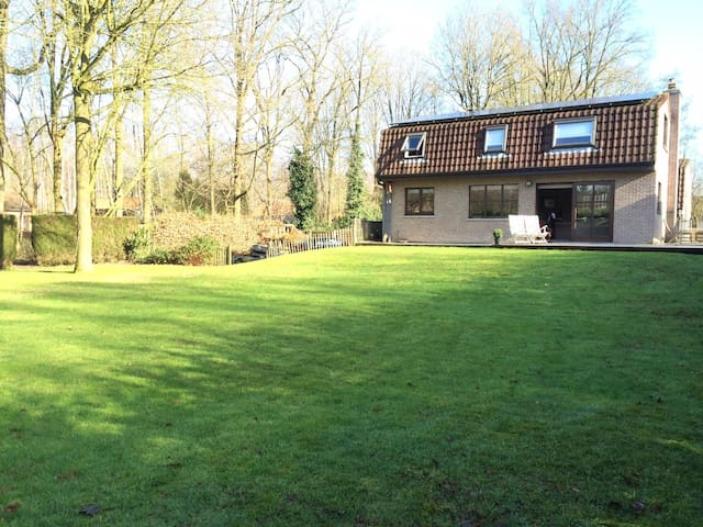 1000 m² of joy in the woods around Bruges ! - Wingene - House