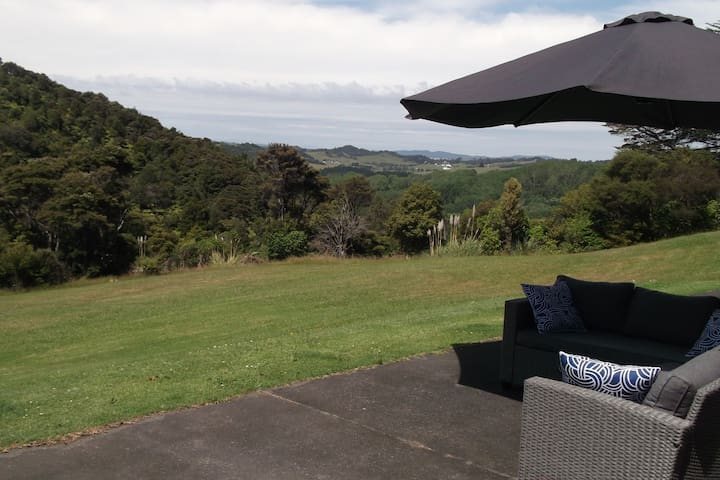 Awesome bush retreat near Warkworth