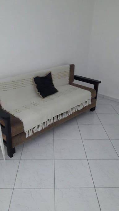sofá cama (sala de TV)