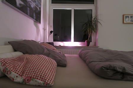 Schöne Unterkunft im Zentrum von Oldenburg - Oldenburg - Apartment