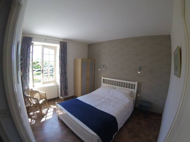 The front room, la chambre avant