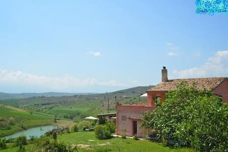 Country house in a small village 4-6pl