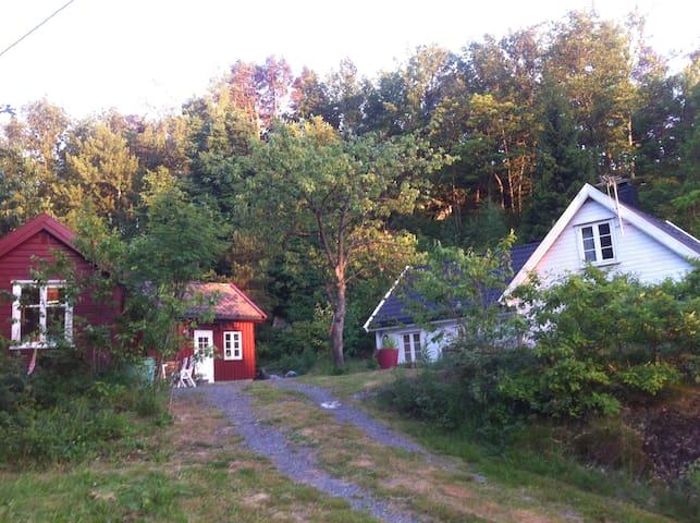 Hytte i Kristiansad,nær dyreparken og strand. - Randesund