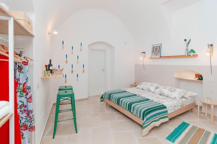 Casa di Flora - Deluxe Double Room Tutu