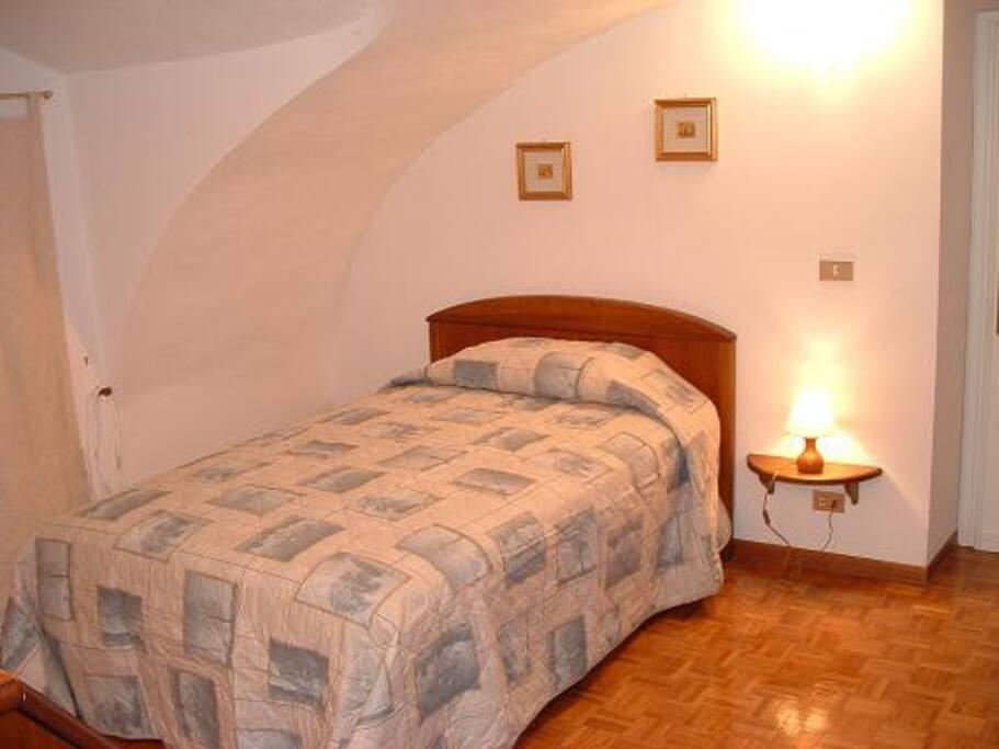 cameretta letto 1 piazza e mezza
