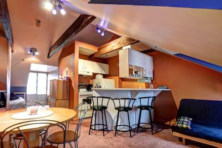 Loft in vieux port - Ville de Québec - Квартира