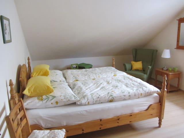 Ferienwohnung Löwenzahn & Rosarot - Oppenheim - Leilighet