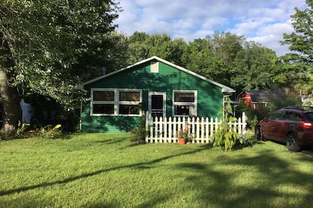 Cozy Cabin on Lake Pymatuning had a FaceLift!