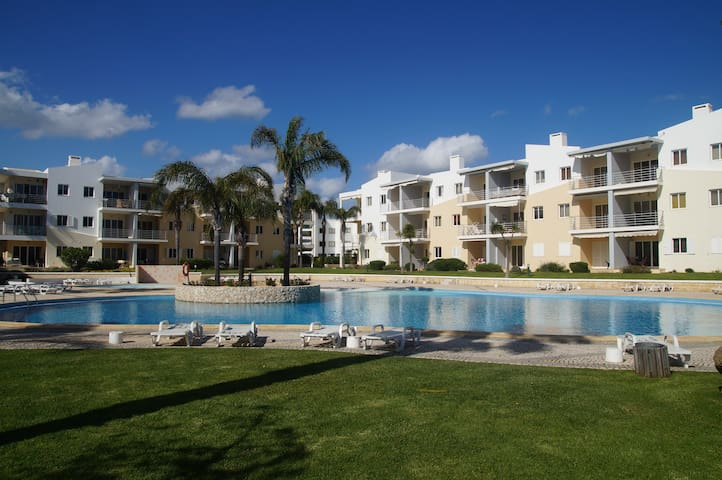 Beachfront Apartment at Vila da Praia, Alvor