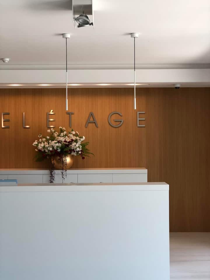 Bel Etage Luxury Rooms