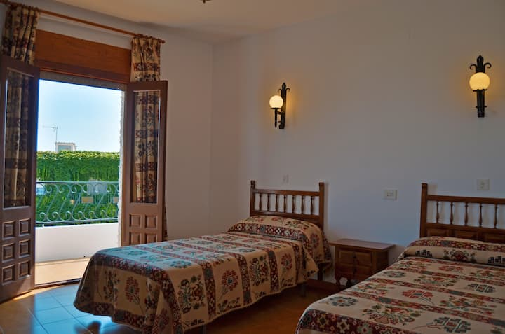 Hostal Las Perdices en La Alpujarra