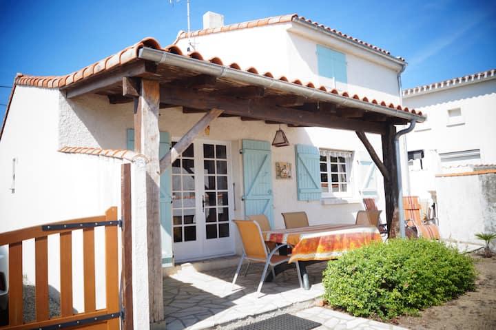 Maison dans le Centre de l'Aiguillon sur Mer