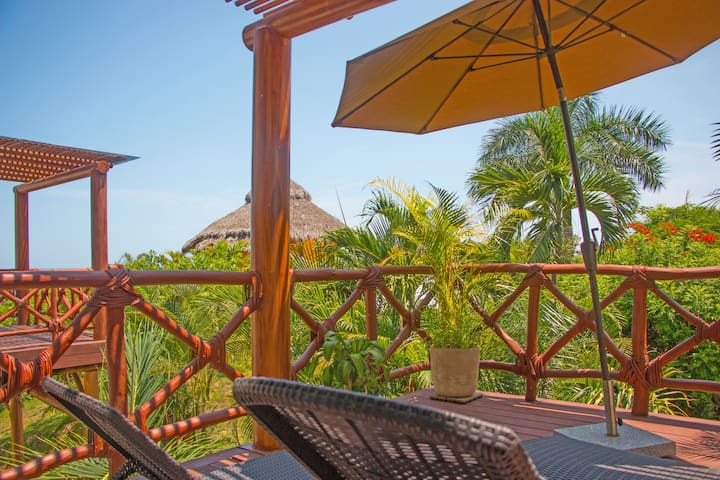 LUXURY TWO BEDROOM APARTMENT THE PHOENIX - Sayulita - Pis