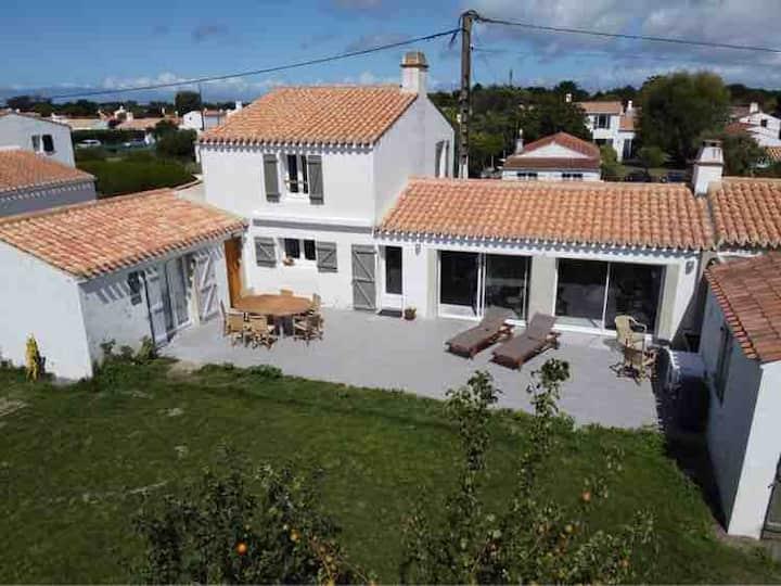Maison familiale a Noirmoutier