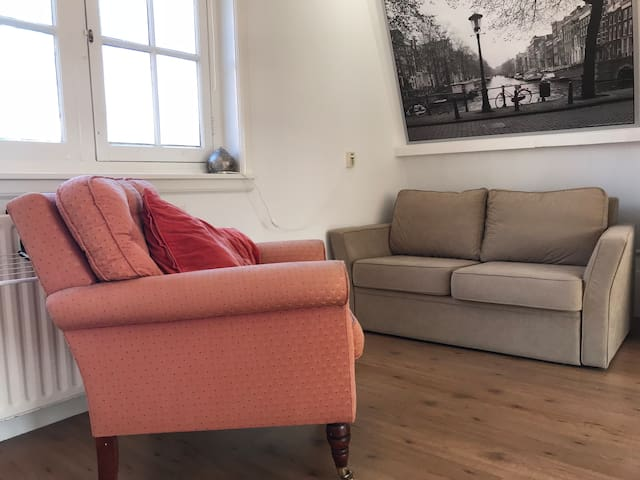 Cozy apartment in city centre of Amersfoort