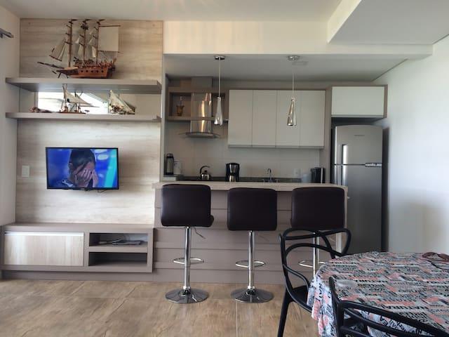 Excelente Apartamento em Atlantida - Xangri-Lá - Apartemen