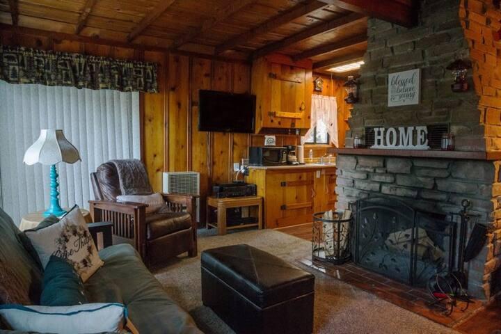Cozy Mountain House in Lake Arrowhead/Twin Peaks!